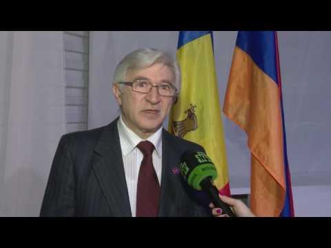 Эдуард Алхазов об Армянской общине Молдовы