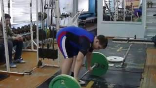 Бикмулин Илья, 11 лет  вк 77  Толчок 39 кг на 2р  Есть личный рекорд!