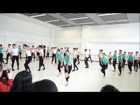 Chinese Classical Dance - Combinations