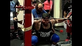 HOW TO SQUAT: CHAD WESLEY SMITH AND STRENGTH CARTEL -BIG BOY
