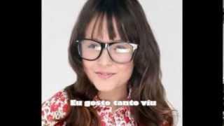 Larissa Manoela- Te Gosto Tanto (letra)