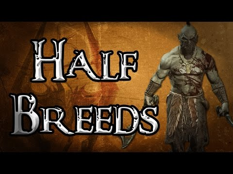 The Storyteller: SKYRIM S1 E3 - Half-Breeds (Elder Scrolls Machinima)
