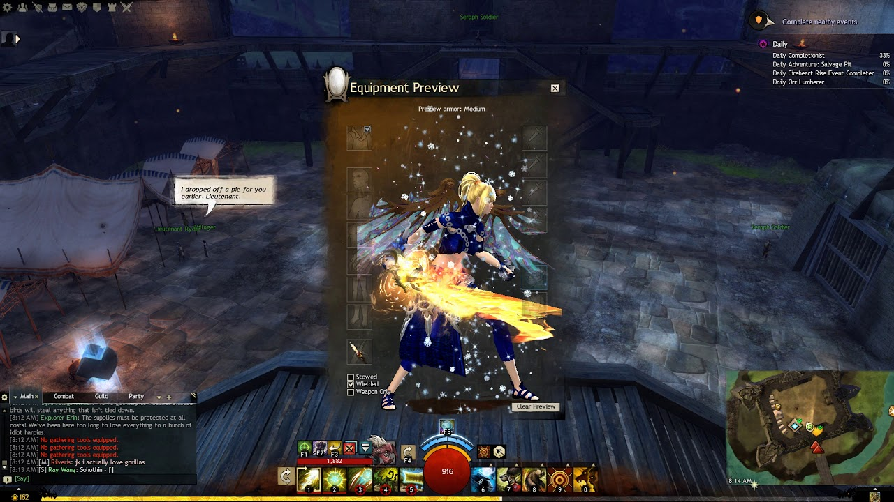gw2 how to get skins