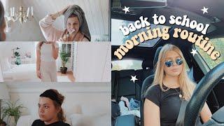 back to school morning routine 2020 | SENIOR YEAR!!