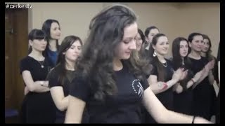Circassian Dance Group (Laperise) - Çerkes TV