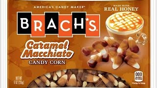 Halloween Shorts - Brach's Apple Pie, Pumpkin Spice, & Caramel Macchiato Candy Corn