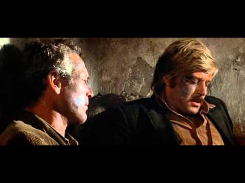 Final scene from Butch Cassidy and the Sundance Kid