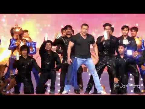 Entex Da Bang Salman Khan Live 1