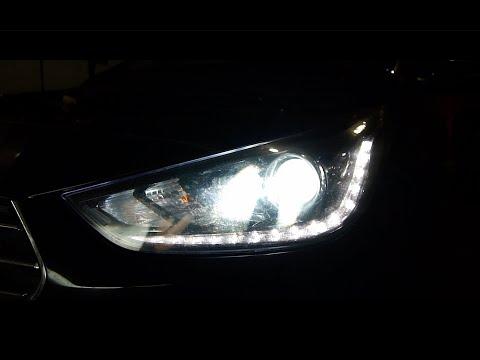 LED лампы в SOLARIS II
