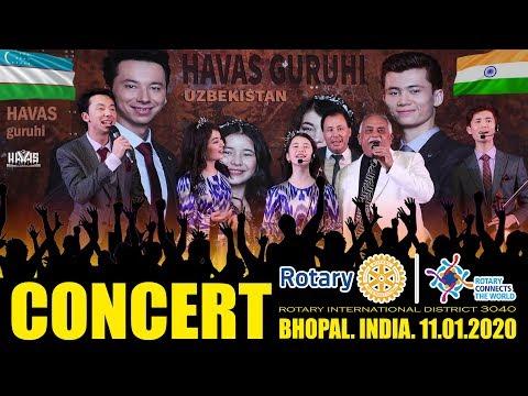 havas-guruhi/consert-in-bhopal/india/rotary-international-district-3040/11.01.2020