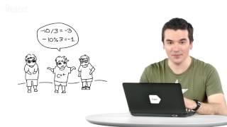 1.3 Целые числа. Академия Яндекса. Введение в программирование (C++)
