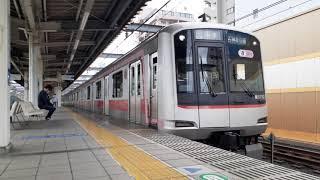 [5152F]東急線5000系 中村橋発車