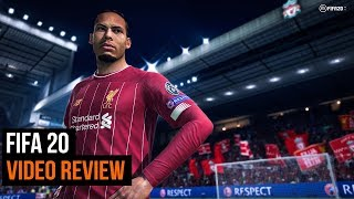 FIFA 20 Video Review