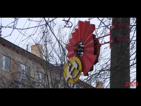 Назад в СССР. Город Ясногорск, Тульской области. 2007-2011.