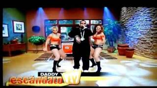 "Daddy Yankee- ""Gasolina"" (Live) ""Escándalo TV""  2004"