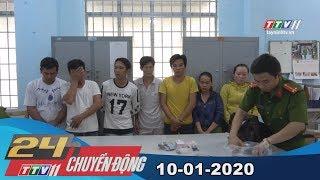 #24hchuyendong #tayninhtv #thoisuhomnay 24h Chuyển động 10-01-2020   Tin tức hôm nay   TayNinhTV