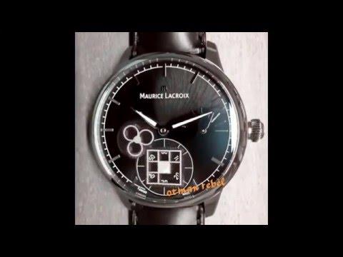 ساعات ابهرت العالم World's most complicated watch 2016