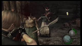 Resident Evil 4 chapter 2-3 No Commentary PS4