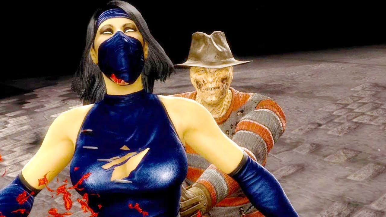 Kitana Mk2 Mortal Kombat 9 - All ...