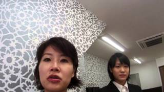 お話) 店長 浅野瑠似子さん.