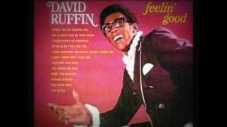 "DAVID RUFFIN -""I PRAY EVERYDAY YOU WON"