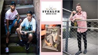 AYDIAN INTERVIEWS STEALTH BRO & CO. - Philly Trans Wellness Conference 2018