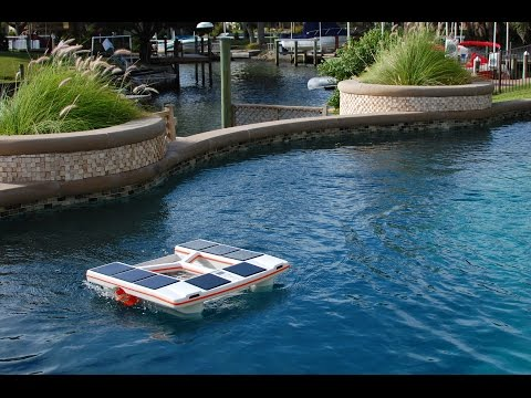 Thumbnail: Introducing Skimdevil: The Most Efficient Robotic Pool Cleaner