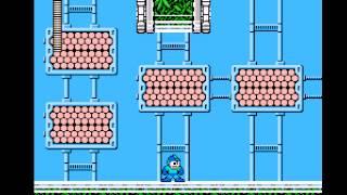 Mega Man 3 - -Top Man Theme - User video