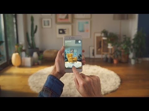 See Ikea Furniture In Your Home With This Augmented