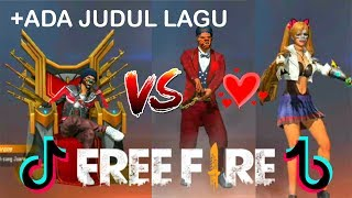 Tik tok free fire tik tok ff+Ada Judul Lagunya,Bucin,Obrolan,Kreatif,Lucu#TikTok#FF#Part6