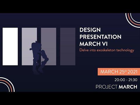 Design Presentation MARCH VI
