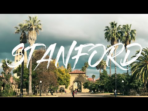 STANFORD UNIVERSITY TOUR VLOG