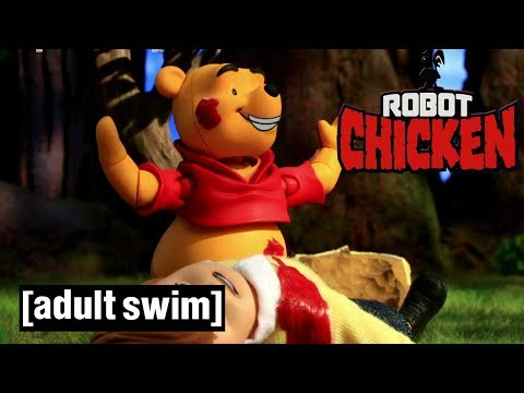 Winnie Der Mörder | Neue Staffel! | Robot Chicken | Adult Swim