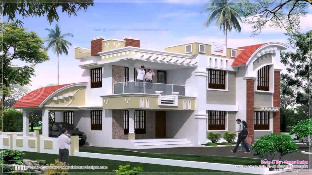 Middle Class House Design In Indian