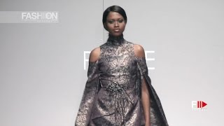 PALSE Fall Winter 2017 2018 SAFW by Fashion Channel