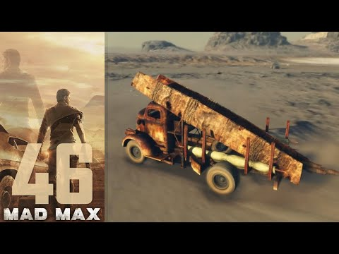Mad Max #46- Let´s Play Mad Max- Dune Vessel Carrier :D