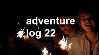 adventure log 22 // it
