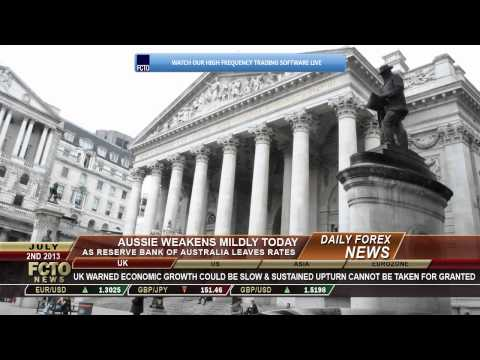 Daily Forex News July 2nd 2013