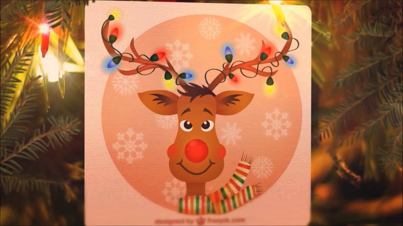 Up On The Housetop Lyrics Karaoke Instrumental Christmas Songs for Children Music Carols - YouTube