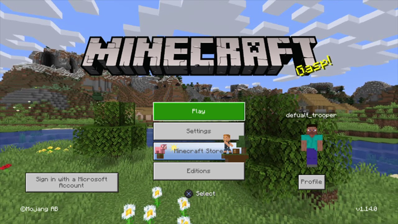 How To Find Your Minecraft World Seed 11.111 And Older - YouTube