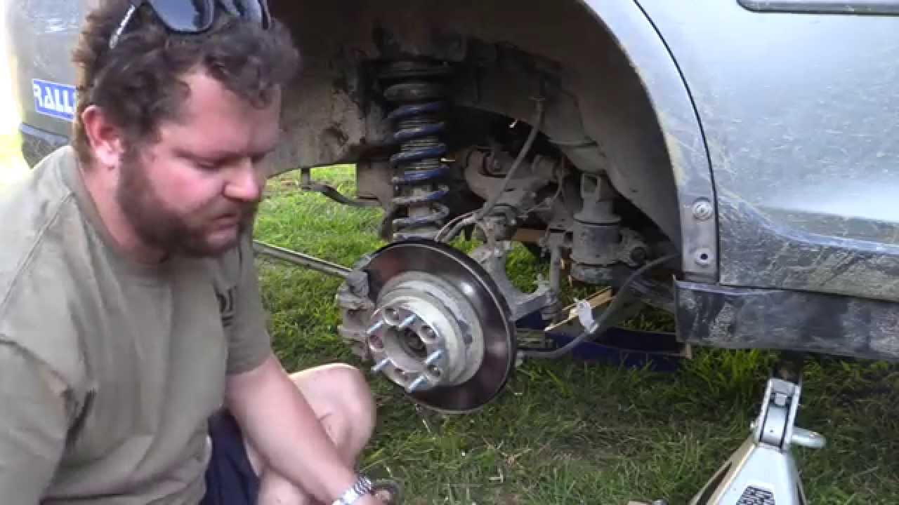 2015 Subaru Outback Offroad suspension beef up