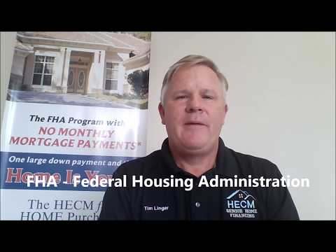 What the HECK is a HECM (for Home Purchase)