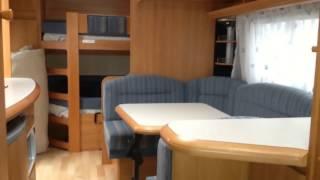 Caravan te koop: HOBBY DELUXE 560 KMFE ZO 15-12-13 OPEN