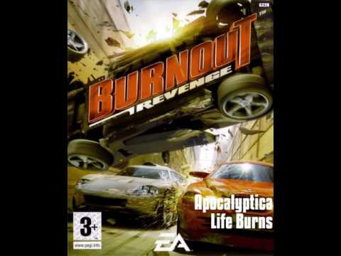 Burnout Revenge Full Soundtrack
