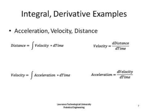 PID Control Theory and Practice Part 1, Definitions