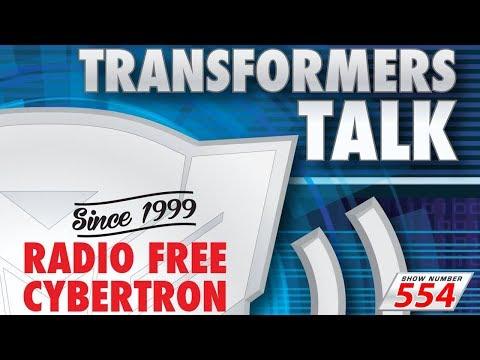 Radio Free Cybertron #554 - Live Stream
