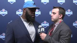 NFL Draft: A'Shawn Robinson talks joining the Lions