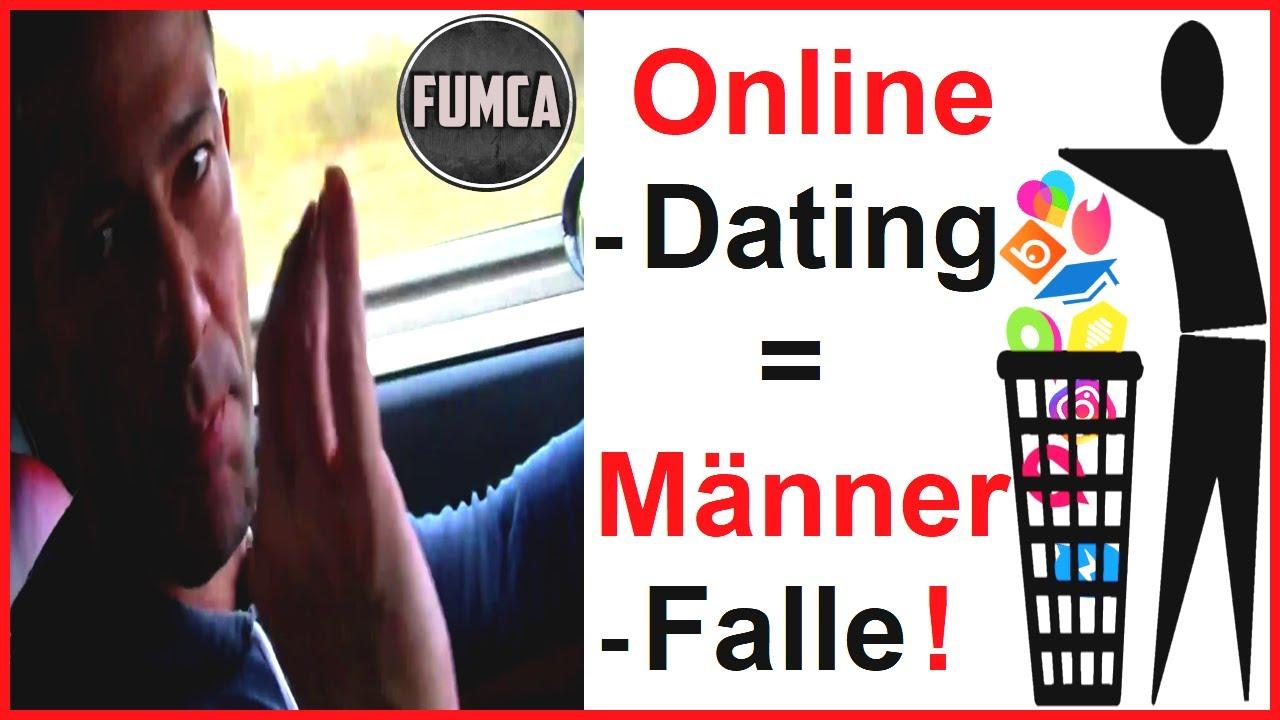 Mann interesse flirt