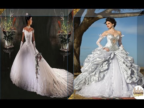 60ea6e06a5f92 Beautiful and Elegant Wedding Dresses (Gowns) for 2020  (Wedding Album  Collection 1)