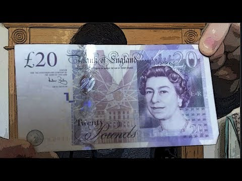 Dinero Ingles (Escoces) Libra Esterlina